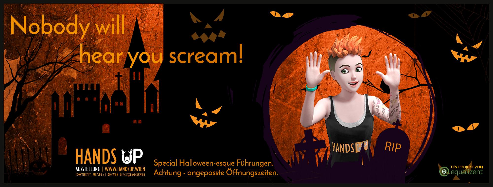 HANDS UP Halloween Special